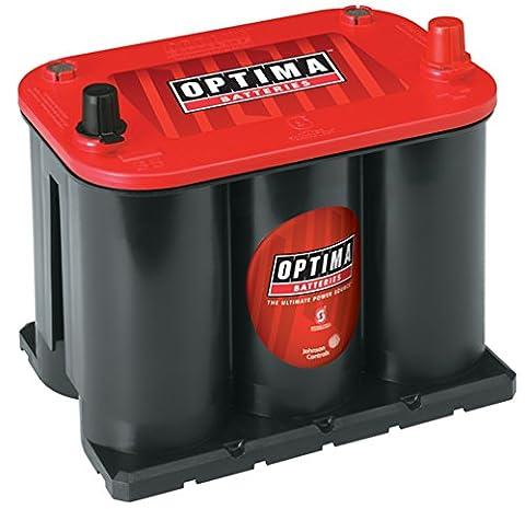 Optima Batteries 8020-164 35 RedTop Starting Battery (Chevelle 66)