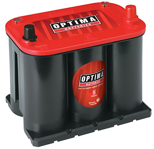 Optima Batteries 8020-164 Sealed Gel Battery - group 35 Red