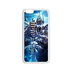 For World of Warcraft Custom Design Apple Iphone 6 4.7inches Hard Case Cover phone Cases Covers by runtopwell