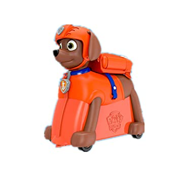 Amazon.com: Paw Patrol Team - Maleta para niños, juguete de ...