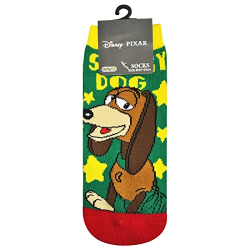 JP PRODUCTS Toy Story Ladies Socks/Slinky Dog -