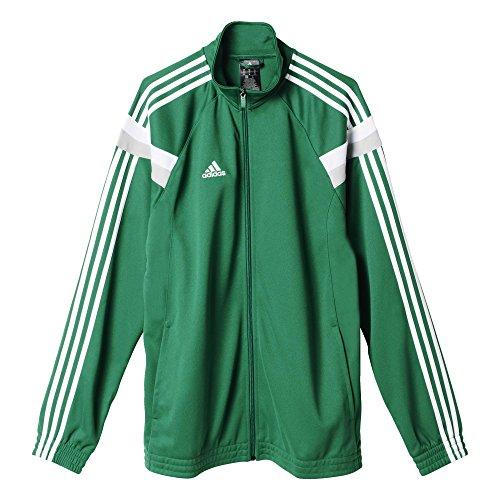 adidas Command Jacket - Chaqueta para hombre Verde / Blanco (Kelsld)