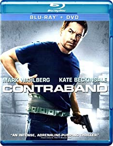 Cover Image for 'Contraband (Two-Disc Combo Pack: Blu-ray + DVD + Digital Copy + UltraViolet)'