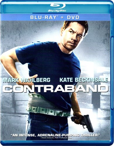Blu-ray : Contraband (With DVD, Ultraviolet Digital Copy, Subtitled, Widescreen, 2PC)