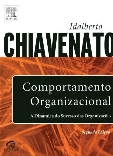 Comportamento Organizacional PDF Idalberto Chiavenato