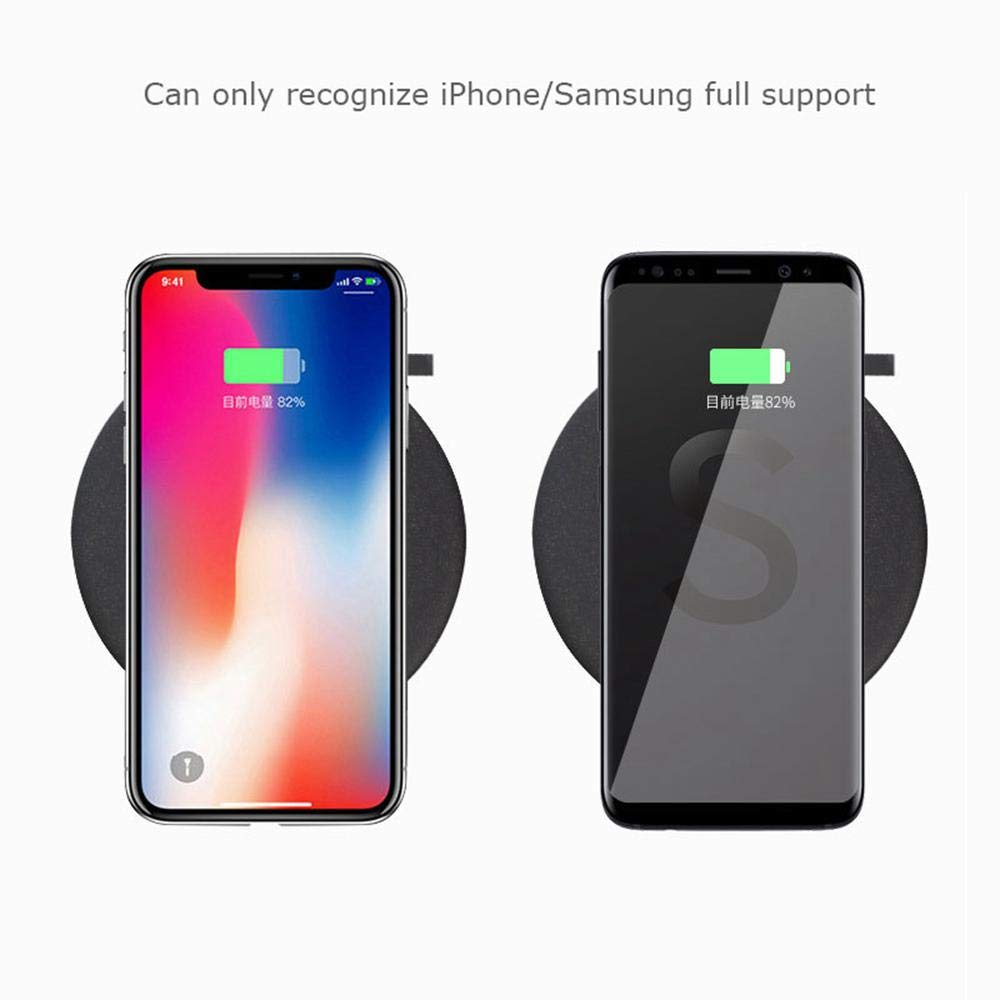 AUOKER Coffee Mug Warmer Wireless Charger, USB Mug Warmer Auto Shut Off with Automatic Thermostatic Smart Warmer for Mobile Phone Wireless Charger - Made in China's Porcelain Capital - Jingdezhen by AUOKER (Image #9)