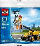 LEGO City: Cherry Picker Repair Lift Jeu De Construction 30229 (Dans Un Sac)