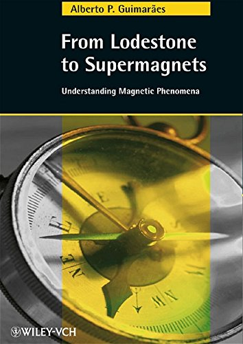 From Lodestone to Supermagnets