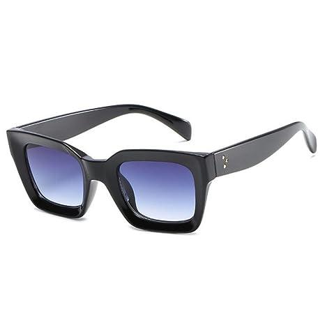 BiuTeFang Gafas de Sol Mujer Hombre Polarizadas Moda Jalea ...