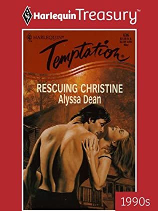 book cover of Rescuing Christine