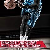 Knee Compression Sleeves: McDavid Hex Knee Pads