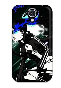 Samsung Galaxy S6 Fashion Design Black Rock Shooter Case-eeBwGFV12738pRNMT