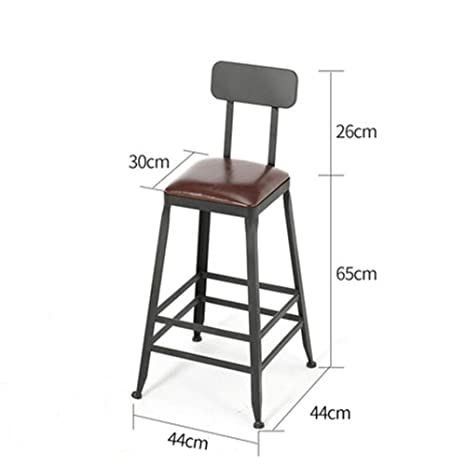 Astonishing Amazon Com Adjustable Bar Stools With Back Wooden Squirreltailoven Fun Painted Chair Ideas Images Squirreltailovenorg