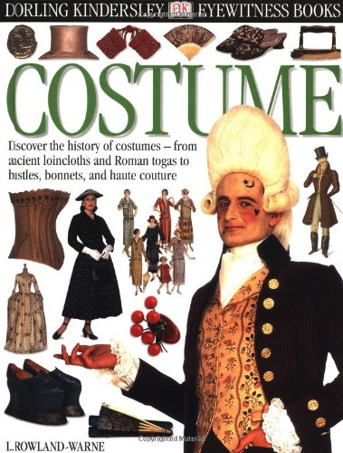 Download Eyewitness: Costume (Eyewitness Books) PDF