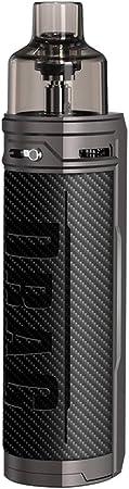Image ofVooPoo Drag X 80W Pod Starter Kit de fibra de carbono