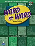 img - for Word By Word Picture Dictionary: Intermediate Vocabulary Workbook w/Audio CD 2nd Edition book / textbook / text book