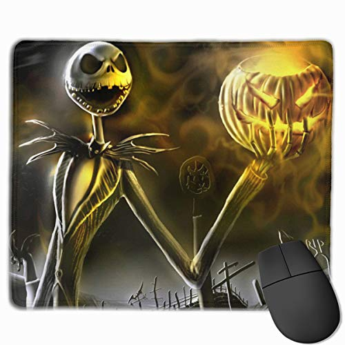 Christmas Night-mare Dark J-ack Unique Gaming Mouse Pads Cus