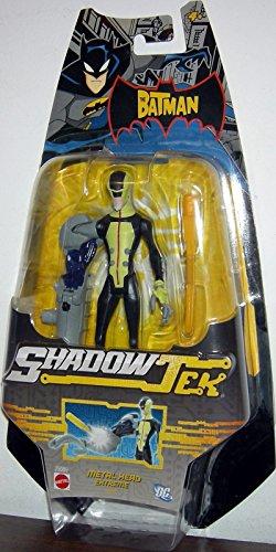 (The Batman Shadow Tek Metal Head Extreme Action Figure)