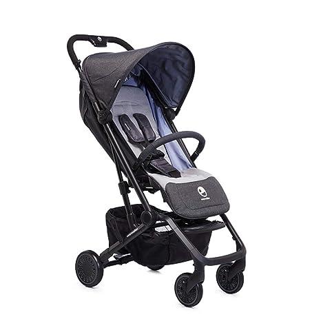 Cochecito de bebé, plegable ligero puede sentarse en un ...