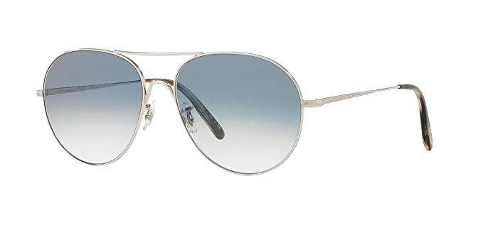 4d130fe0f32 Amazon.com  Oliver Peoples - Rockmore - 1218S 58 50363F - Sunglasses ...