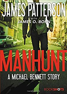 Book Cover: Manhunt : a Michael Bennett story