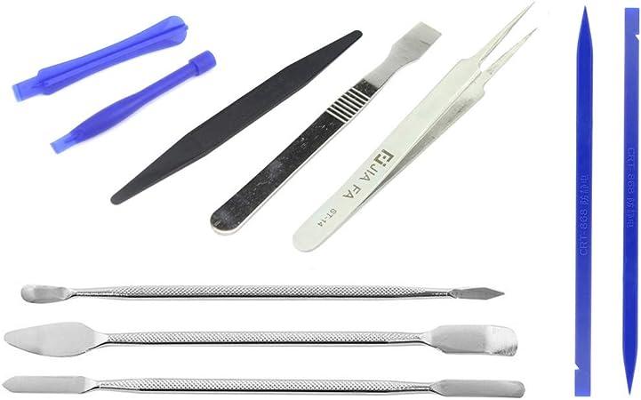 Linmatealliance Repair Tool Kit Kit JIAFA JF-8128 19 in 1 Phone Repair Tool Set
