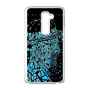 LG G2 Cell Phone Case White End of an Empire Q5O9UA