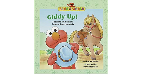 Giddy-Up! (Pictureback(R)): Liza Alexander: 9780679886976