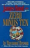 Zero Minus Ten, Raymond Benson, 0515123366