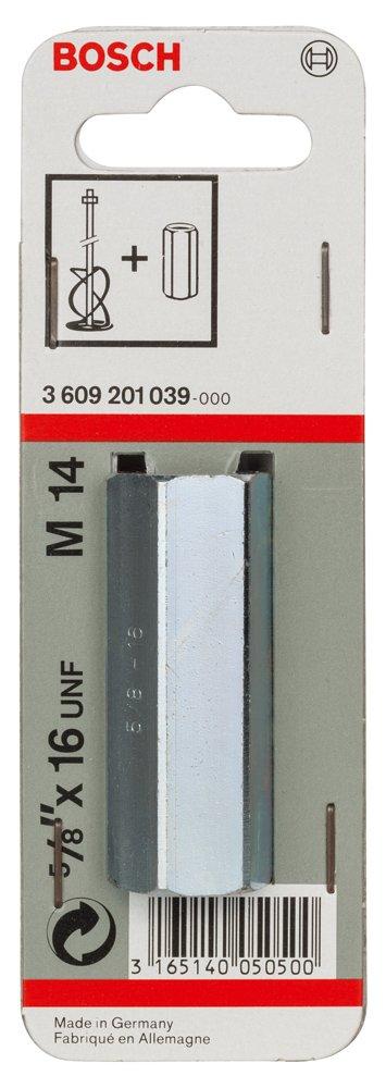 Bosch Professional Zubeh/ör 3609201039 Adapter f/ür R/ührk/örbe 55 mm