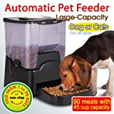 Cheap Gotobuy Automatic Timer Programmable Dog Feeder for Large to Small Dogs