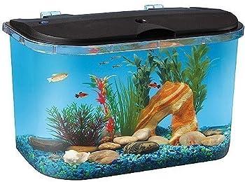 Hawkeye 5-Gallon Starter LED Aquarium Kit