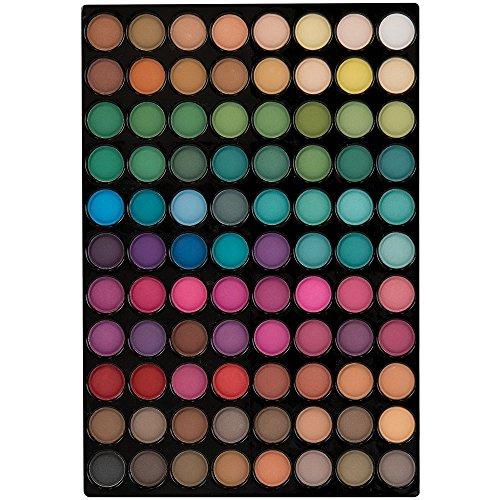 Bebeautiful Eyeshadow 88 Shades Palette, Matte by ALINCAS
