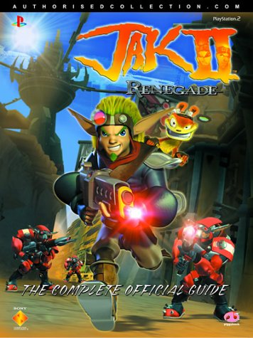 JAK II Renegade: The Complete Official Guide Piggyback