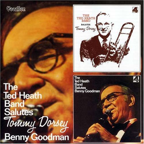 Salute Tommy Dorsey & Benny Goodman by Dutton Vocalion UK