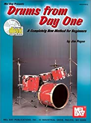 Drums from Day One: A Completely New Method for Beginners