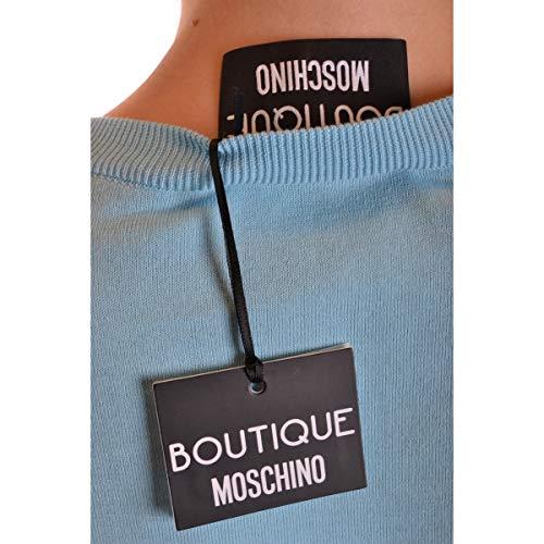 Boutique Maglione Azzurro Moschino Azzurro Maglione Boutique Moschino Boutique Moschino Azzurro Maglione rOtwqAgZr
