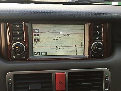 Gama Land Rover Mkiii MC 3 Interior de Madera del Burl Dash Juego de Acabados Set 2003 2004: Amazon.es: Coche y moto