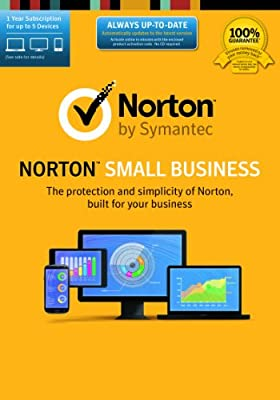 Norton Small Business - 5 Device