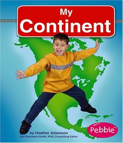 Read Online My Continent (My World) pdf