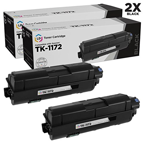 LD Compatible Toner Cartridge Replacement for Kyocera TK-117