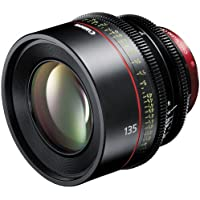 Canon CN-E 135mm T2.2 L F Cinema Prime Lens (EF Mount) International Version (No warranty)