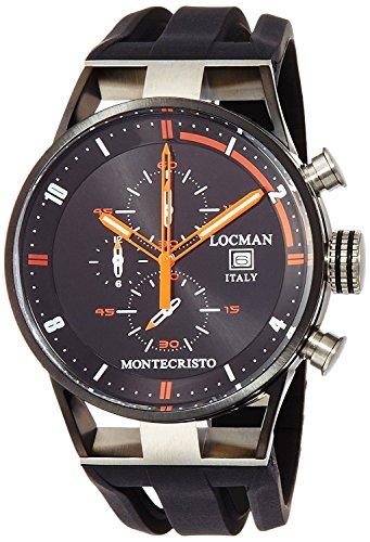 LOCMAN watch MONTECRISTO 0510KNBKFOR0GOK Men's