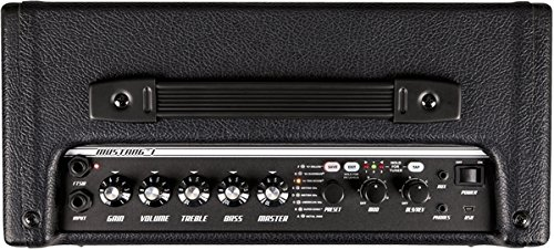 fender mustang i v2 20 watt 1x8 inch combo electric guitar amplifier buy online in uae. Black Bedroom Furniture Sets. Home Design Ideas