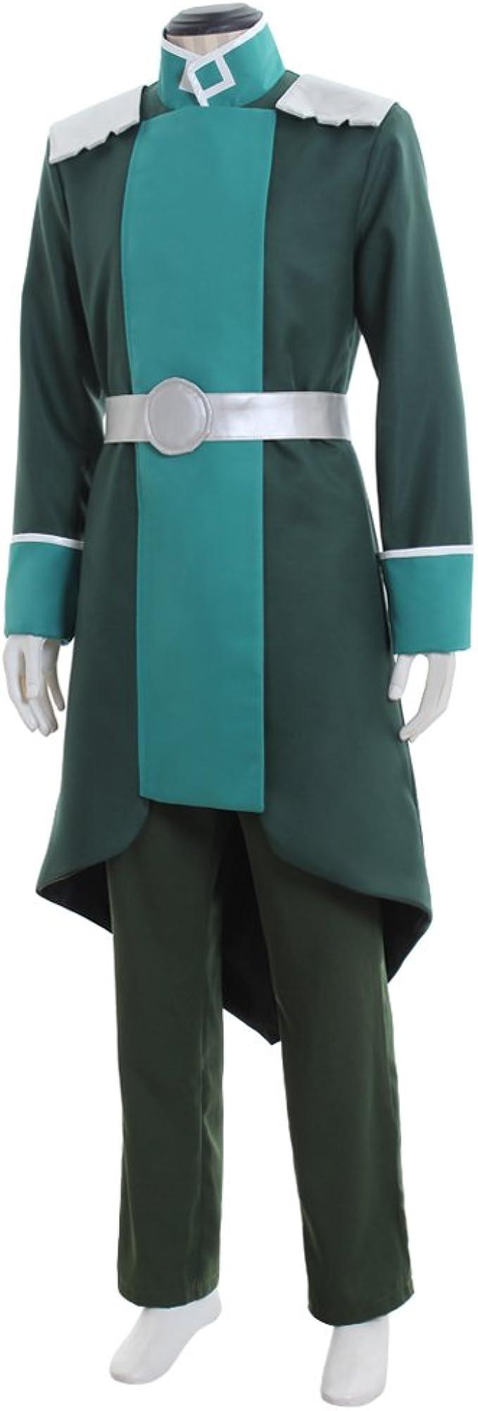 CosplayDiy Men's Suit for Avatar Bolin Cosplay Costume: Clothing - Amazon.com