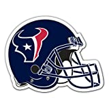 Fremont Die Houston Texans 12 inch Magnet