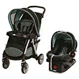 Graco UrbanLite Click Connect Travel System with SnugRide 35 Cascade