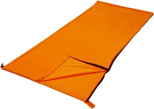 155 cm Think Bunny Polaire Drap de Sac de Couchage Camping