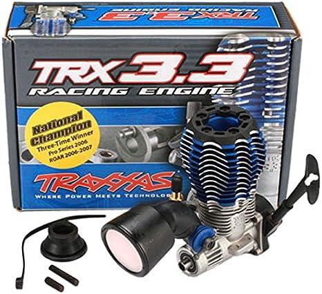 Eje múltiple del motor trx 3.3 con el arrancador del recoil - TRAXXAS - TRX5409