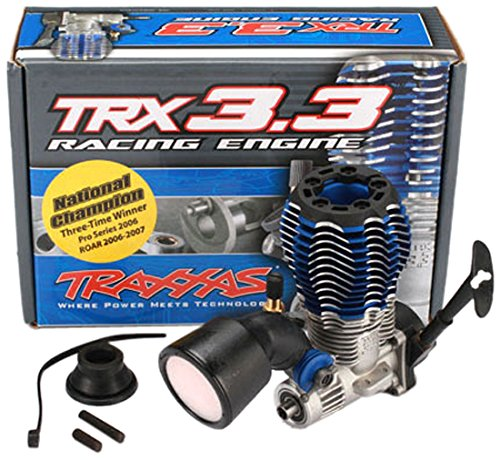 Engine Nitro Starter - Traxxas 5409 TRX 3.3 Engine Multi-Shaft with Recoil Starter
